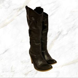 Aldo | Tall Leather Boots